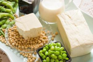 Soy products come in many forms. Choose the products that are in their most naural state for optimal health benefits.